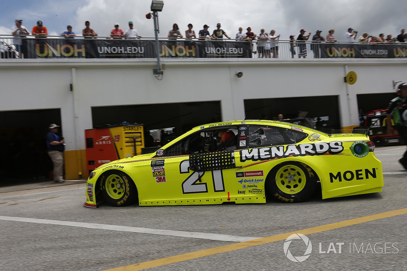 Paul Menard, Wood Brothers Racing, Ford Fusion Menards / Moen