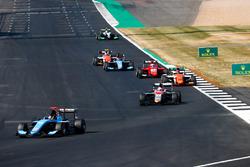 David Beckmann, Jenzer Motorsport en Diego Menchaca, Campos Racing
