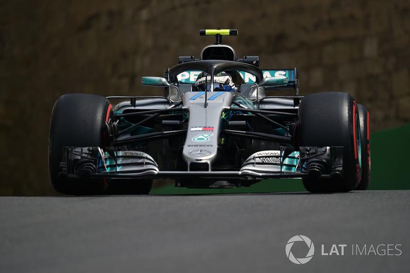 4. Valtteri Bottas, Mercedes-AMG F1 W09 EQ Power