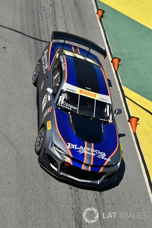 #11 Blackdog Speed Shop Chevrolet Camaro GT4: Tony Gaples, Michael Cooper