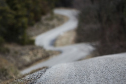 Une route du Monte-Carlo