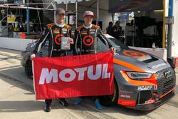 Kuno Wittmer e Rodrigo Sales, Audi RS3 LMS TCR, Compass Racing