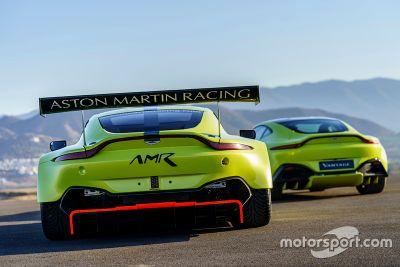 Präsentation: Aston Martin Vantage GTE