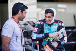 Arjun Maini, Jenzer Motorsport with Karun Chandhok