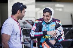 Arjun Maini, Jenzer Motorsport avec Karun Chandhok