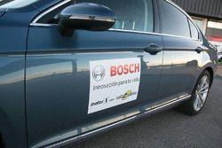 Curso de conducción segura y nuevas tecnologías de BOSCH