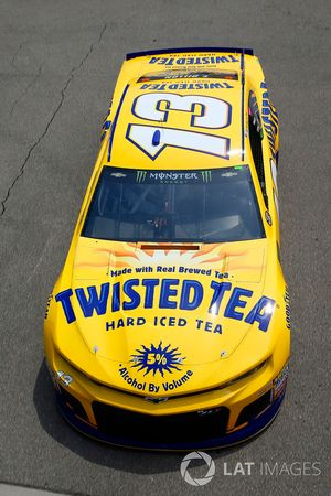 Ty Dillon, Germain Racing, Chevrolet Camaro Twisted Tea