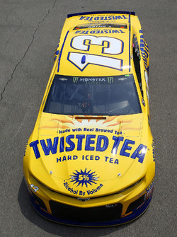 Ty Dillon, Germain Racing, Chevrolet Camaro Twisted Tea