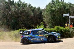 Simone Miele, Lisa Bollito, Citroen DS3 WRC, Top Rally