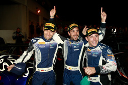 Winner #14 Emil Frey Lexus Racing Lexus RC F GT3: Christian Klien, Albert Costa, Marco Seefried