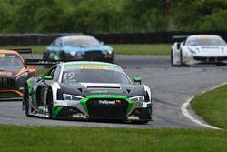 #19 TruSpeed AutoSport Audi R8 LMS: Parker Chase, Ryan Dalziel