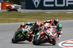 Eugene Laverty, Milwaukee Aprilia, Tom Sykes, Kawasaki Racing