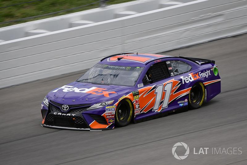 6. Denny Hamlin, Joe Gibbs Racing, Toyota Camry FedEx Freight