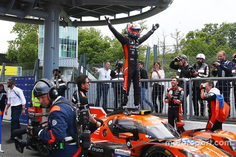 Il vincitore #26 G-Drive Racing Oreca 07 - Gibson: Jean Eric Vergne
