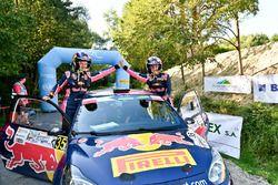 Tamara Molinaro e Ursula Mayrhofer, Opel Adam R2