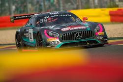 #00 Good Smile Racing & Team UKYO Mercedes-AMG GT3: Nobuteru Taniguchi, Tatsuya Kataoka, Kamui Kobay