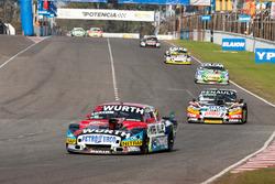 Juan Martin Trucco, Elio Craparo, Eduarco Bracco, JMT Motorsport Dodge, Facundo Ardusso, Tomas Urret