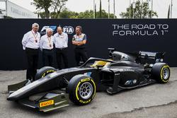 سيارة الفورمولا 2 الجديدة