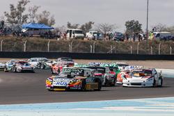 Emiliano Spataro, Renault Sport Torino, Facundo Gil Bicella, Alifraco Sport Dodge