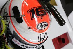 ジェンソン・バトンの鈴鹿1000km仕様ヘルメット