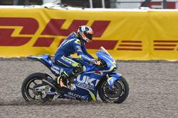 Alex Rins, Team Suzuki MotoGP, sort large