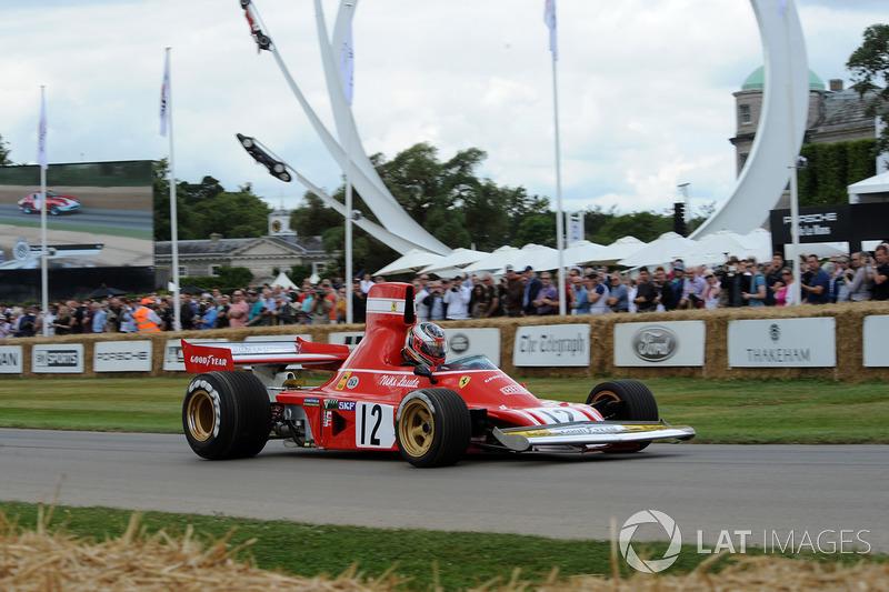 Ferrari 312 B3 Christian Knobloch