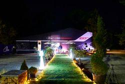 Ford GT área de hospitalidad