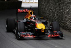 Pierre Gasly Red Bull RB7