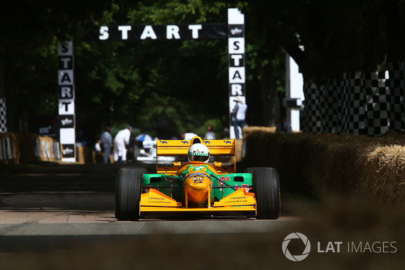 Stephen Ottavianelli, Benetton Ford B193