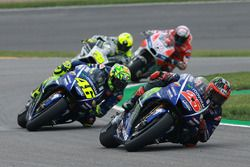 Maverick Viñales, Yamaha Factory Racing, Valentino Rossi, Yamaha Factory Racing