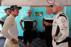 Jean-Karl Vernay, Leopard Racing Team WRT, Volkswagen Golf GTi TCR and Rob Huff, Leopard Racing Team