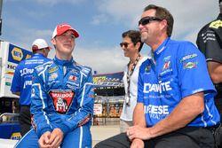 Austin Cindric, Brad Keselowski Racing Ford, mit Doug Randolph