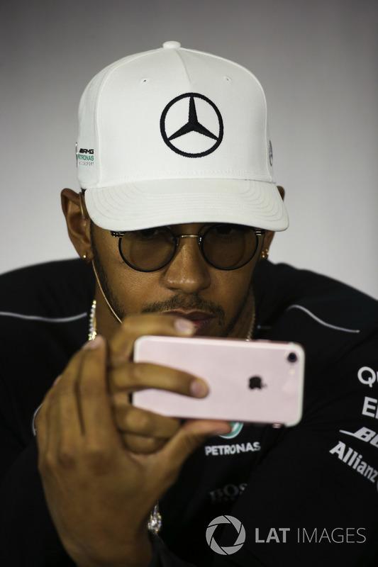 Льюіс Хемілтон, Mercedes AMG F1,
