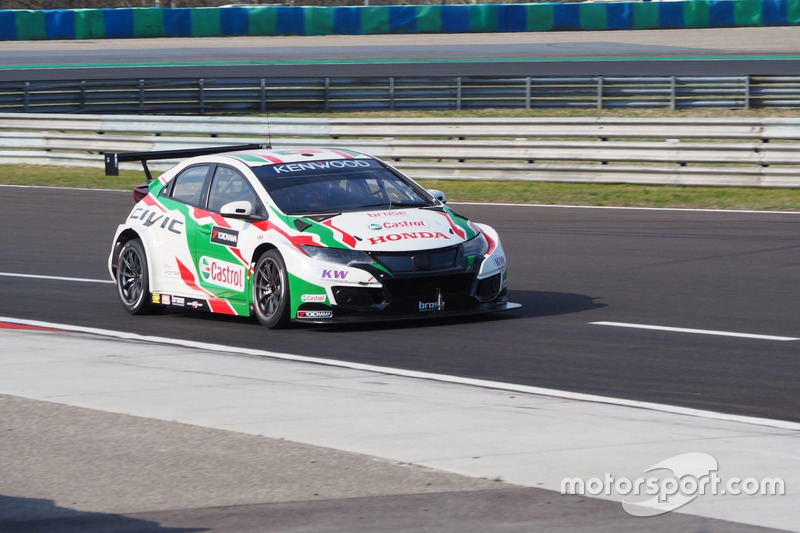 Tiago Monteiro, Castrol Honda World Touring Car Team