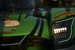 Detail, #2 Tequila Patrón ESM Nissan DPi: Scott Sharp, Ryan Dalziel, Luis Felipe Derani