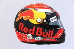 Casco de Max Verstappen, Red Bull Racing RB13