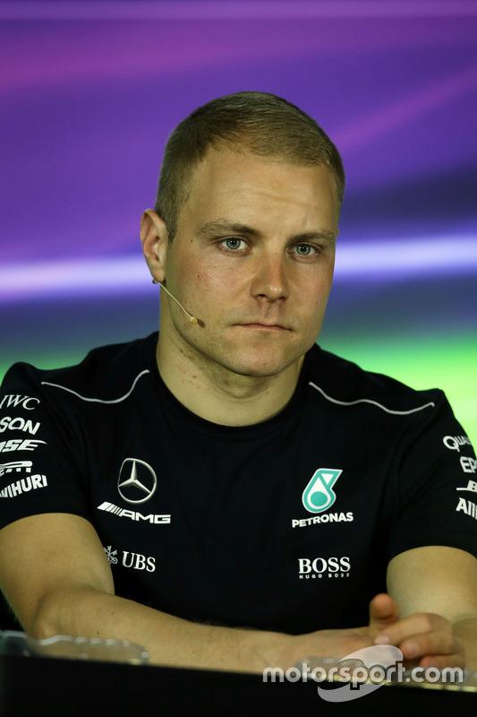 Pressekonferenz: Valtteri Bottas, Mercedes AMG F1