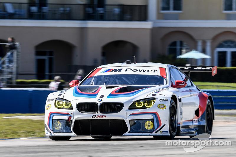 9. GTLM: #25 BMW Team RLL, BMW M6 GTLM