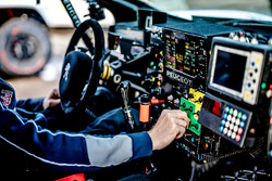 Peugeot 3008 DKR cockpit detail
