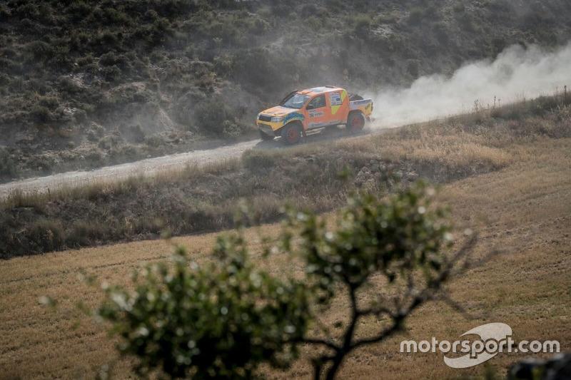 #260 Jesús Calleja, Jaume Aregall, Proto Racing 4WD