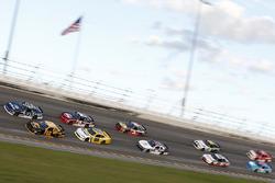Brendan Gaughan, Richard Childress Racing Chevrolet Brennan Poole, Chip Ganassi Racing Chevrolet