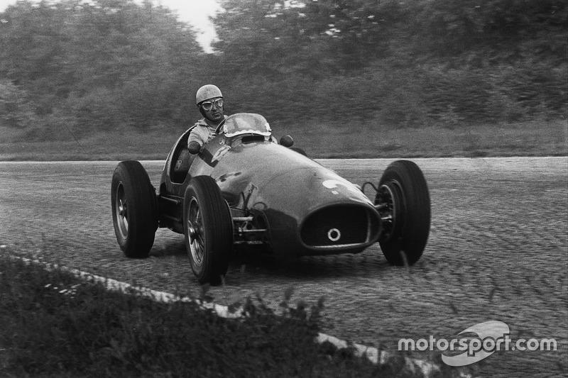 Alberto Ascari zu Lancia (1954)