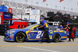 Das Auto von Chase Elliott, Hendrick Motorsports, Chevrolet