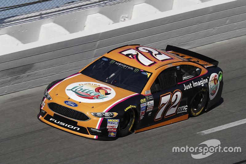 18. Cole Whitt, TriStar Motorsports, Ford