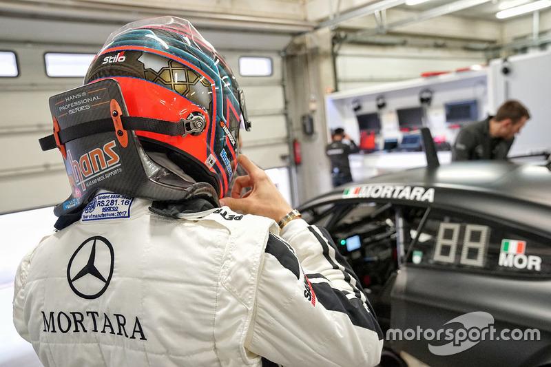 #48: Edoardo Mortara (HWA-Mercedes)