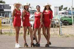 Chicas del Paddock, Argentina Loteria de Río Negro