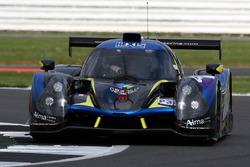 #8 Duqueine Engineering, Ligier JS P3 - Nissan: Vincent Beltoise, Henry Hassid