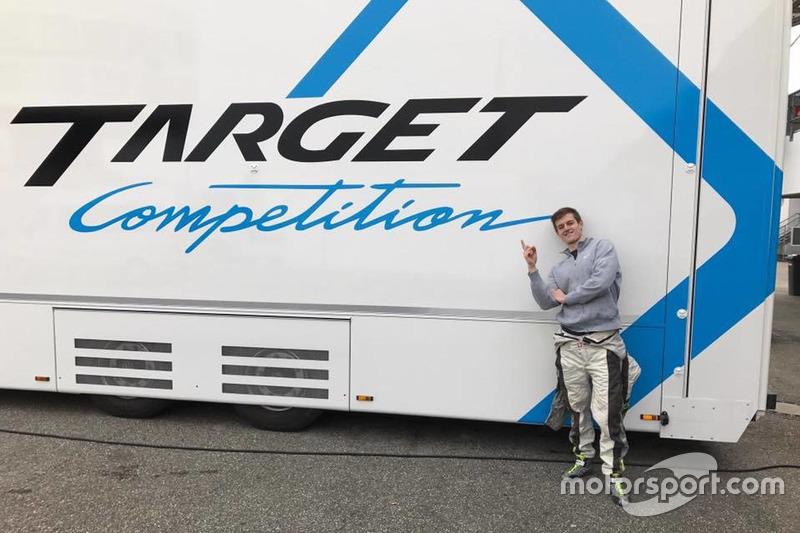 Kris Richard, Honda Civic TCR, Target Competition