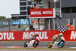 Juan Francisco Guevara, RBA Racing Team, Kaito Toba, Honda Team Asia