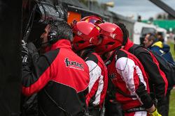 Teammitglieder: Fortec Motorsports